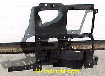 99-02 Chevy Silverado Left Header Panel