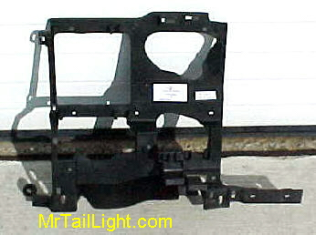 99-02 Chevy Silverado Right Header Panel