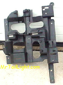 03-06 Chevy GMC Truck Left Header Panel