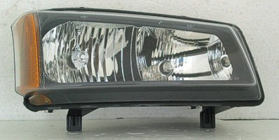03-06 Avalanche Right Head Light W/O