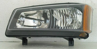 03-06 Avalanche Left Head Light W/O