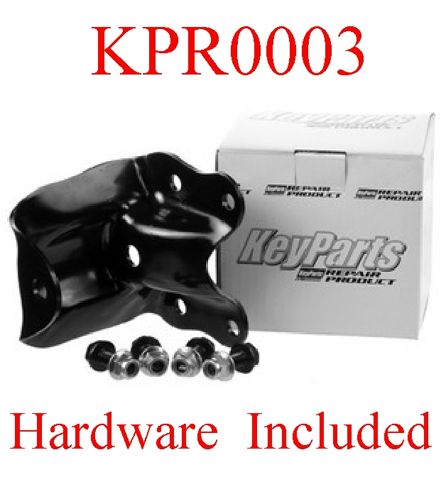 KPR0003 83 07 Ranger Rear Leaf Spring Hanger Kit, L=R Suspension