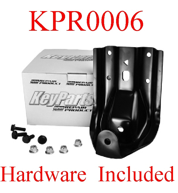 KPR0006 88 98 4WD Chevy Rear Spring Hanger Kit L=R Suspension