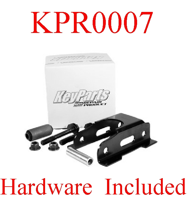 KPR0007 95 01 Explorer Rear Spring Shackle Kit, L=R Suspension