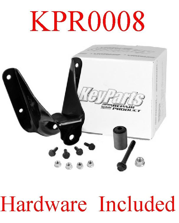 KPR0008 92 96 F150 Front Leaf Spring Hanger Kit, L=R Suspension