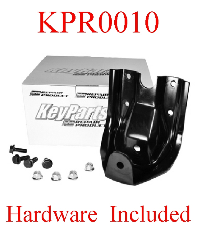 KPR0010 88 98 Chevy 2WD Rear Spring Hanger Kit L=R, Suspension
