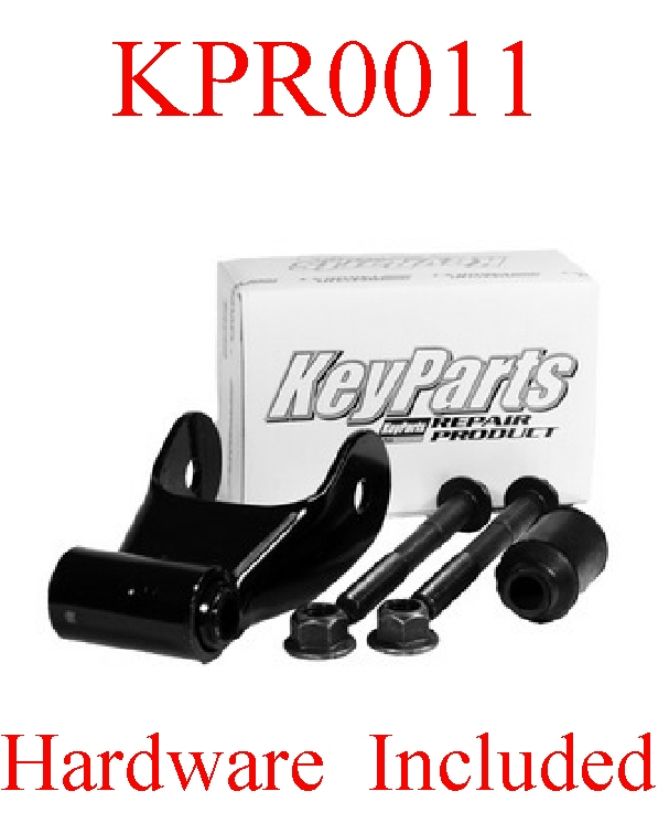 KPR0011 97 03 F150 Rear Leaf Spring Shackle Kit, L=R Suspension
