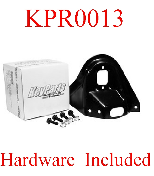 KPR0013 88 98 Chevy Rear Right 4WD Upper Shock Mount, Suspension