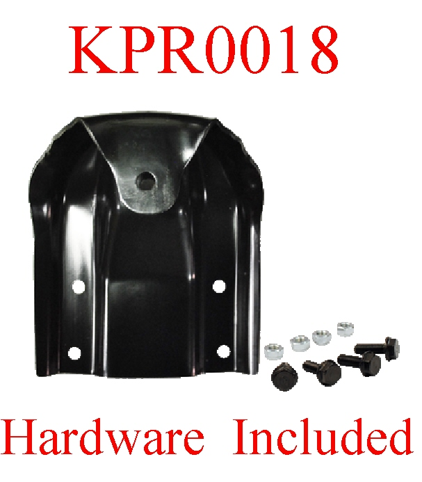 KPR0018 94 01 Dodge Rear Leaf Spring Hanger Kit L=R Suspension