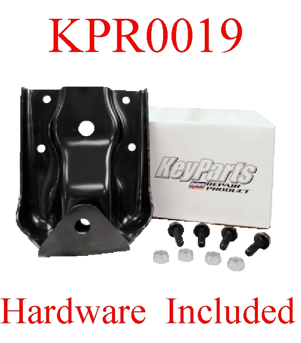 KPR0019 99 09 Chevy Rear Leaf Spring Hanger Kit, L=R Suspension