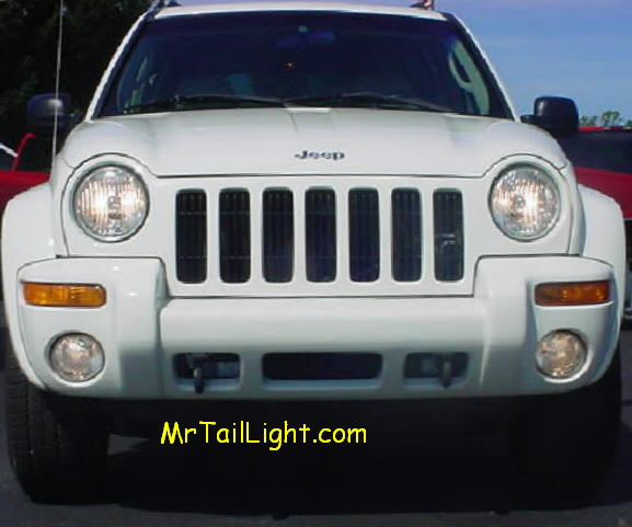 02 07 09 10 11 Jeep Liberty Head Light High Beam Kit