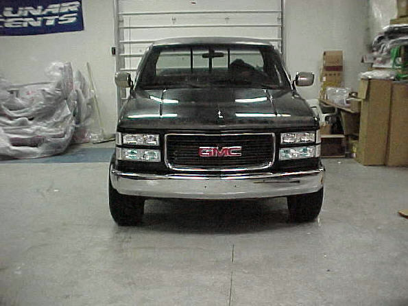 88 Chevy To 94-98 GMC Conversion Instructions