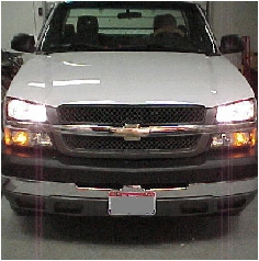 03-06-07 Chevy GMC High Beam Conversion Kit