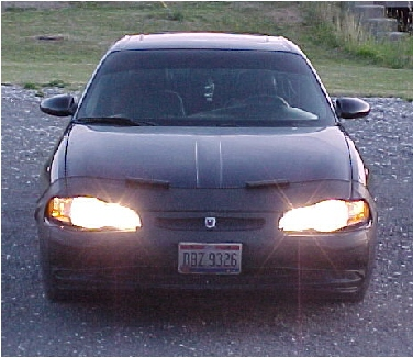 00-05 Chevy Monte Carlo High Beam Conversion Kit