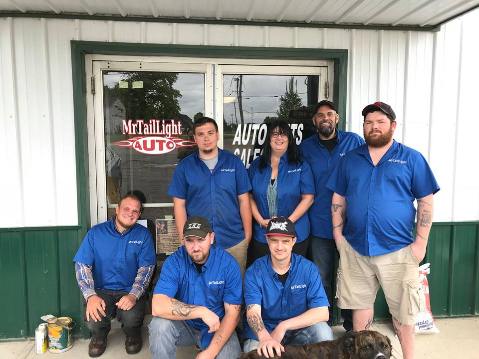 Meet The MrTailLight.com Crew