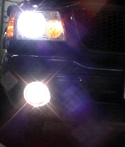 01 & Up Ford Ranger High Beam Conversion Instructions