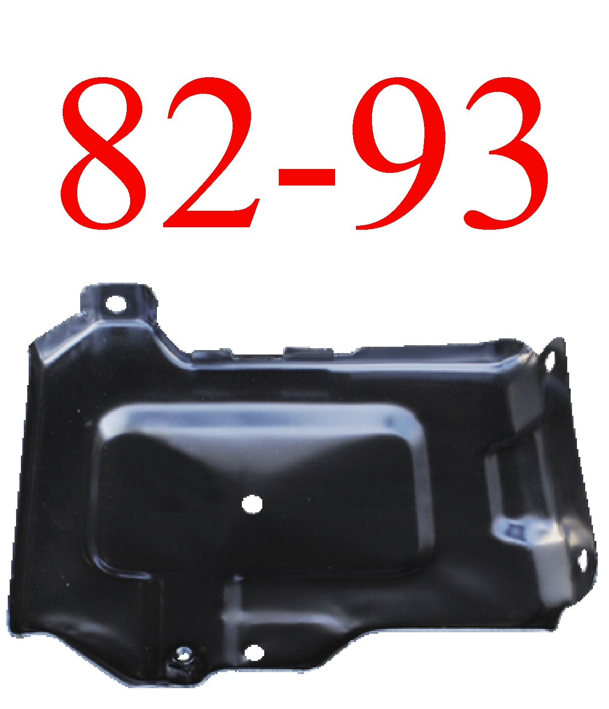 82-93 Chevy S10 Battery Tray