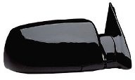 88-98 Chevy GMC Black Manual Mirror Right Fold Away