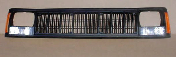 91-96 Jeep Cherokee 7Pc Grill Kit