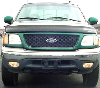 97 03 Ford F150 & Expedition High Beam Fog Light Kit