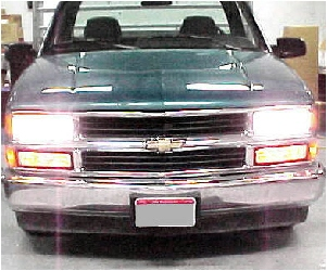 88-98 Chevy GMC High Beam Conversion Kit